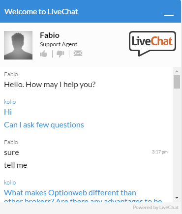 optionweb faq scam
