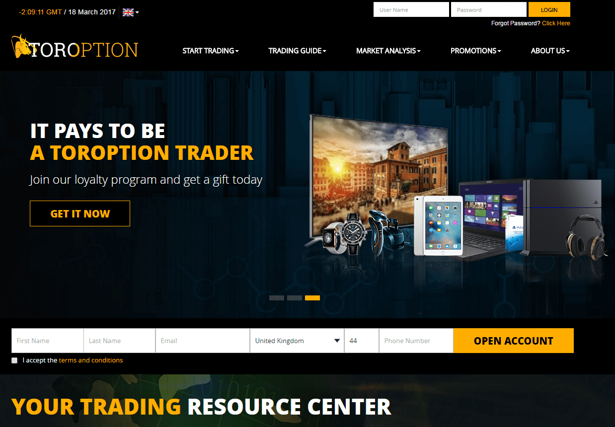 TORoption is an unlicensed Bitcoin & Forex broker that is owned by Smart Choice Pro Ltd, located at Trust Company Complex, Ajeltake Road Ajeltake Island, Majuro Marshall Islands MH Their [ ].