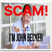 John Becker is a Scam!