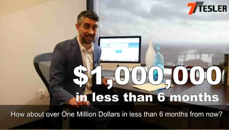 Tesler Million Dollar