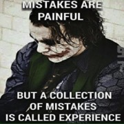 Mistakes Collection