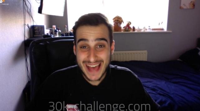 30K Challenge scam