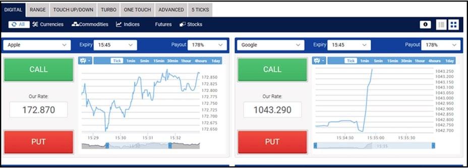 bitcoin trader panel