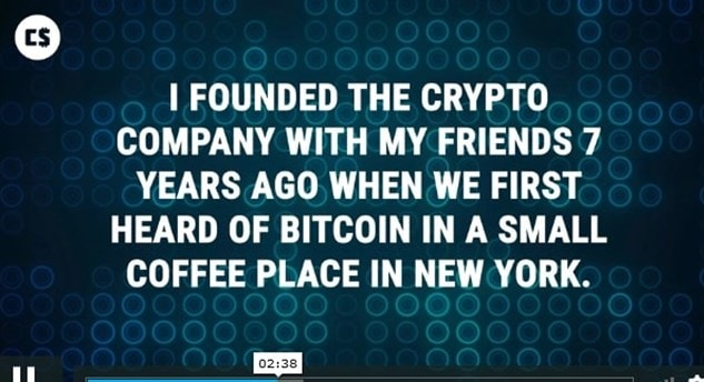 CryptoSoft coffee fairy tale