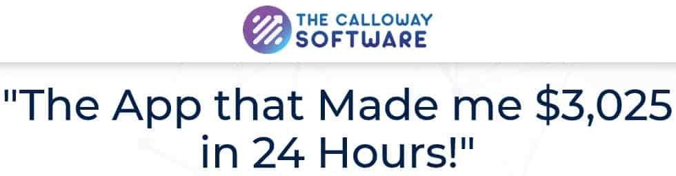 The Calloway Software scam