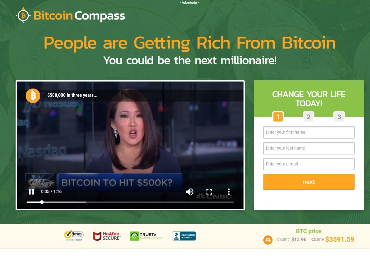 bitcoin compass forum)