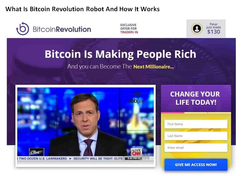 Bitcoin revolution making people rich