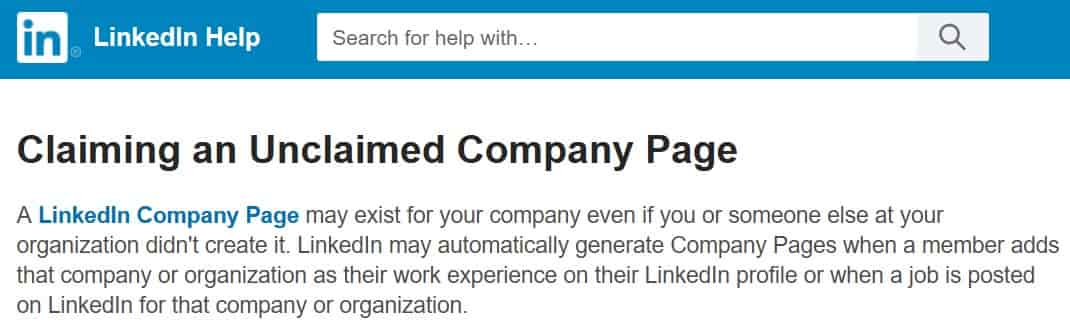learn more company page