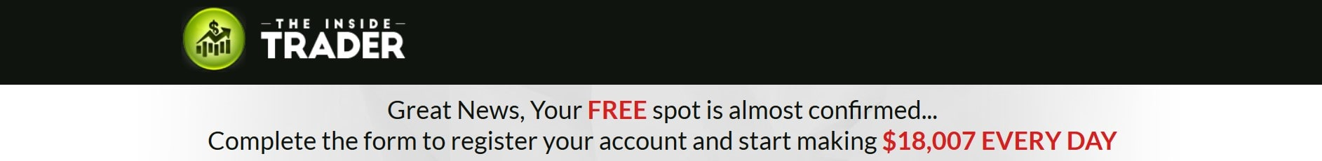 free spot almost confirmed
