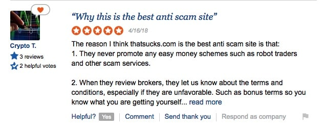 ThatSucks.com User Review - SiteJabber
