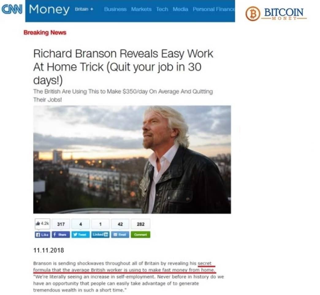 Bitcoin Money complaint