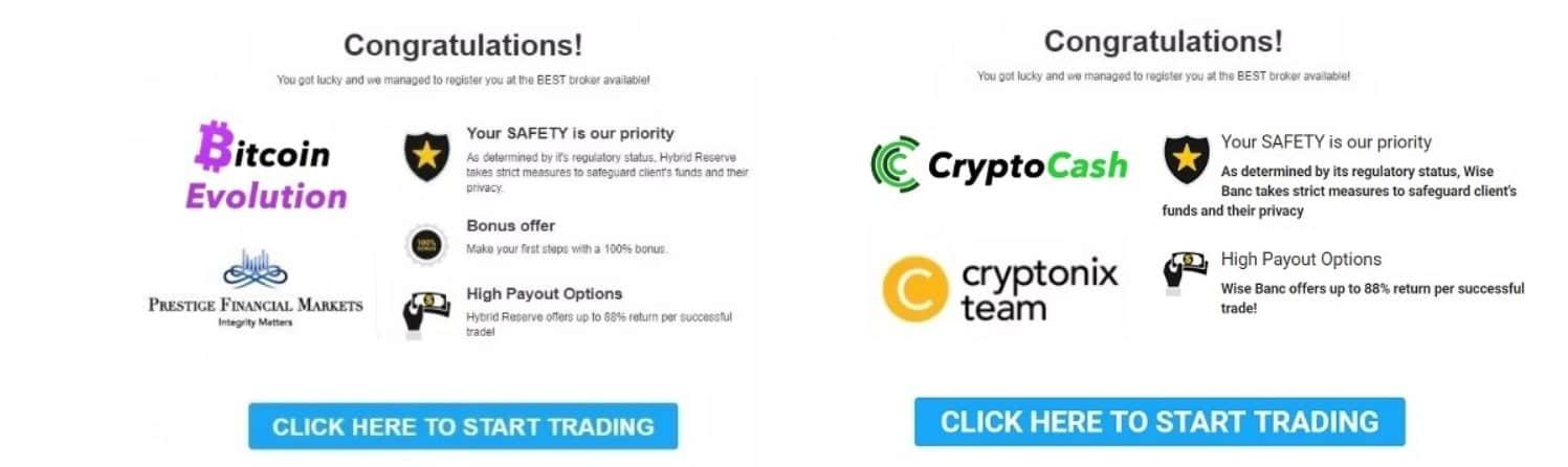 cryptocash scam